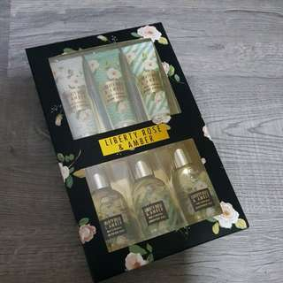 Body Wash Set from Liberty Rose & Amber