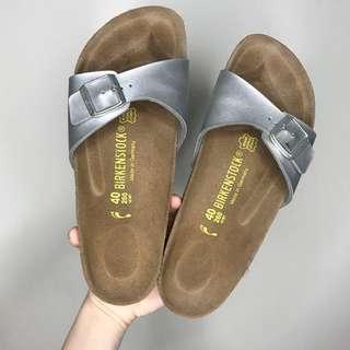 Original Birkenstock Madrid One Strap Comfort Sandal for Women