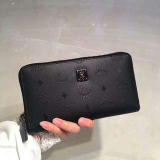 MCM wallet unisex