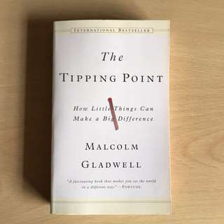The Tipping Point | Malcom Gladwell