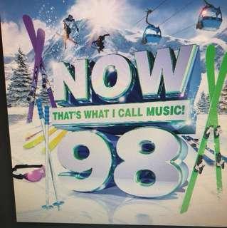Now 98