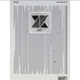 KNK - Gravity (Kihno Album)