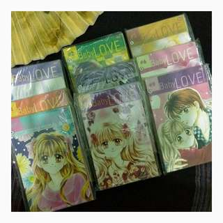 2nd manga - Baby Love (Completed series)