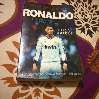 Cristiano Ronaldo Book/Biography