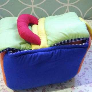 Picnic Basket Soft toys Set