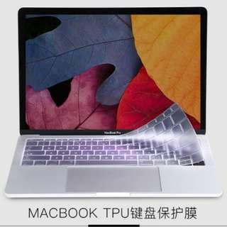 Apple Mac Book Transparent TPU Keyboard Film