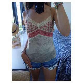 Elle McPherson Camisole (Brand New Without Tags)