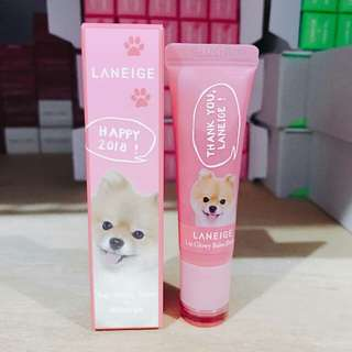 Limited!! Laneige Lip Glowing Balm Thank You Edition