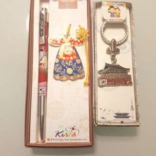 Korean Souvenirs