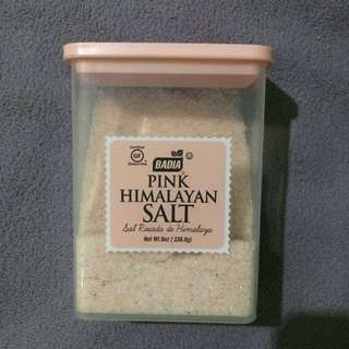 Badia Pink Himalayan Salt (50%)