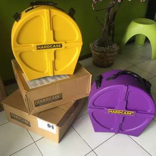 HARDCASE snare made in England