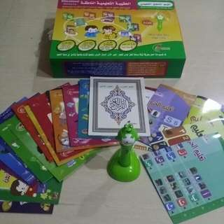 Arabic Educational Kit.(With Speaking Pen)