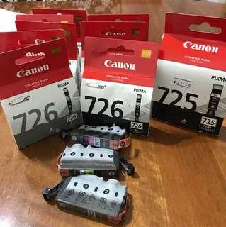 Canon Printer Ink cartridge 726