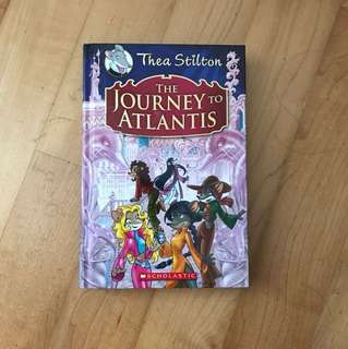 Thea Stilton: The Journey to Atlantis