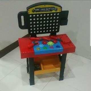 Workshop Play Set