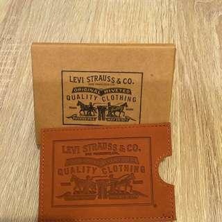 Levi's cardholder