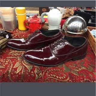 DANDY真皮皮鞋。全新二手價