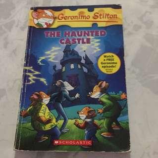 Geronimo Stilton-The Haunted Castle