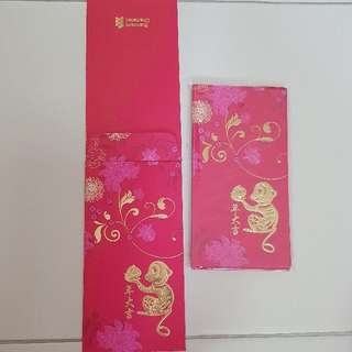 Standard Chartered Bank Red Packets