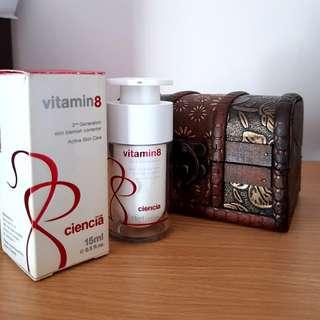 🆕️Ciencia Vitamin8 Active Skin Care 15ml