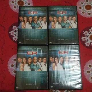 Original Dvd copy ER 1st Season (Episode 1-24)