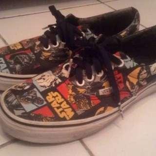 Vans x star wars original