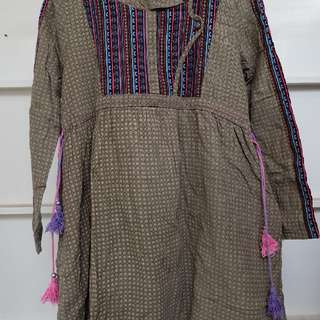 Tunik Dress Gypsi