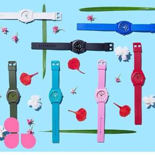 Tosca Rubber watch
