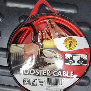 Car booster