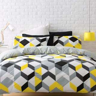 Quilt Cover Set - Queen