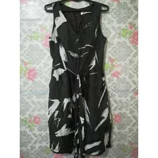 Jane story abstract dress
