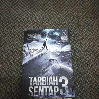 Malay Novel (Tarbiah Sentap 3)