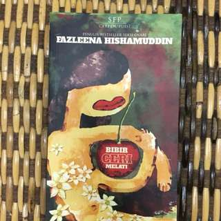 Bibir Ceri Melati by Fazleena Hishamuddin
