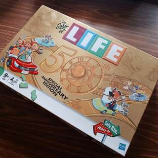 Game of Life (50th Anniversary Edition)