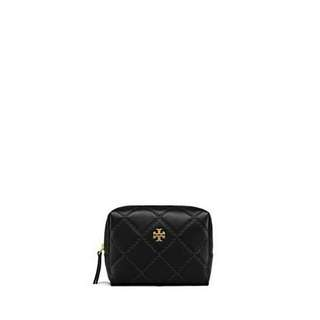 Ready authentic ori TORYBURCH georgia small makeup bag
