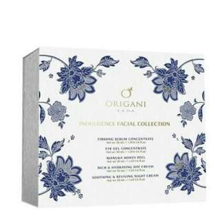 Origani Indulgence facial collection