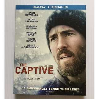 The Captive Blu Ray