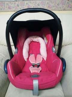 Maxi Cosi Carseat Limited Edition