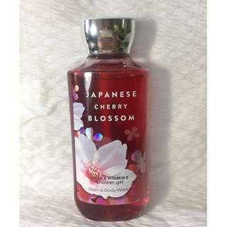 Bath & Body Works Japanese Blossom Shower Gel 10oz(295ml)
