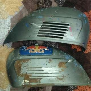 Sidebox vespa sprint
