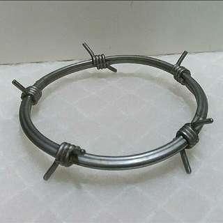 個性軟膠造型手環