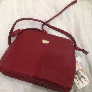 Secosana Bag (Maroon)
