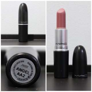 MAC Lipstick in Angel in Frost Finish