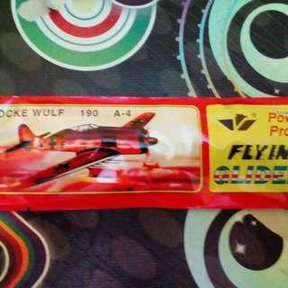 Flying glider no.10