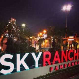 Sky Ranch Pampanga Voucher