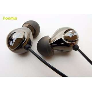 **SALE** Hoomia Earphones Bon 2.9 (Black)