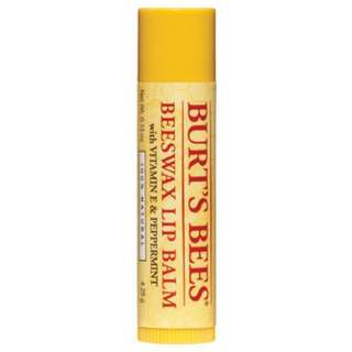 Authentic Brand New Sealed Burt's Bees Lip Balm (Original flavour) free normal mailing with photoproof!