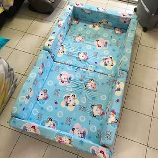 Baby Mattress with Side Protection