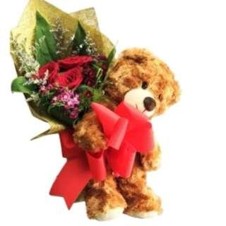 Valentine day Roses