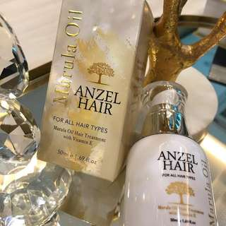 Anzel Hair Marula Oil